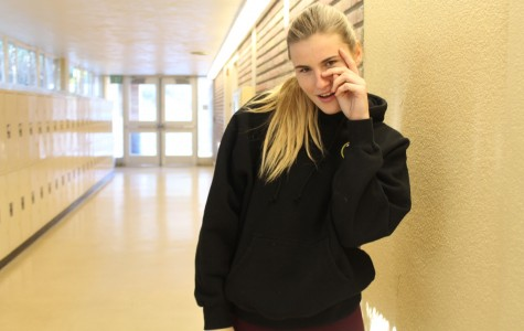 Working on Black Friday: student-employee Claire Noemer