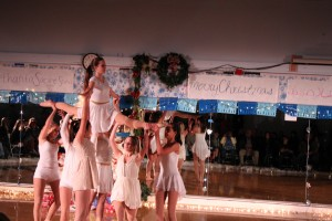 Carlmont dance goes around the globe