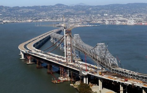 Deconstruction of Bay Bridge is delayed
