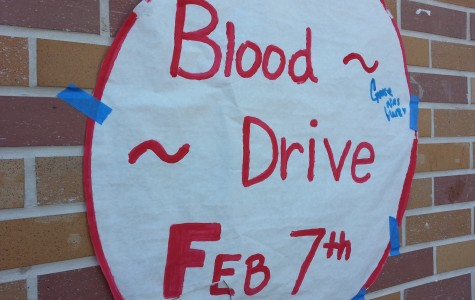 Blood drive provides a good way to give
