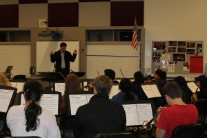 Pit Orchestra prepares for 'Annie Get Your Gun'