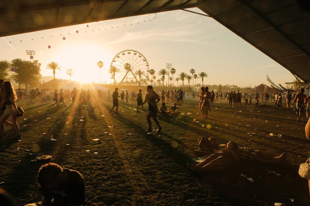 The Coachella Valley Music and Arts Festival.