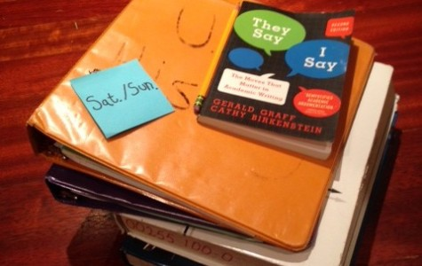 Weekend homework: an academic form of torture