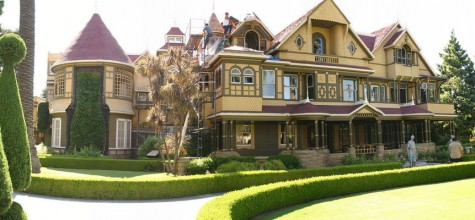 Sleepovers at Winchester Mystery House
