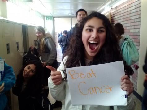 Battling cancer