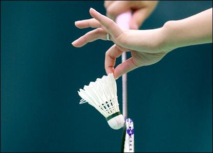 Jeshurun Chen takes first spot in varsity badminton