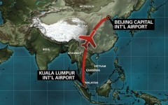 Malaysian airlines flight still missing