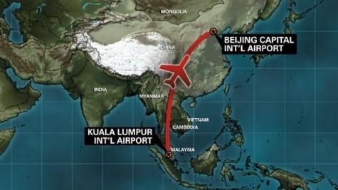 Malaysian airlines flight still missing