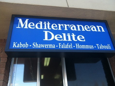 Grab a great bite at Mediterranean Delite