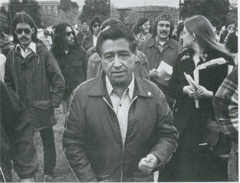 Cesar Chavez Day observed, but remains a mystery