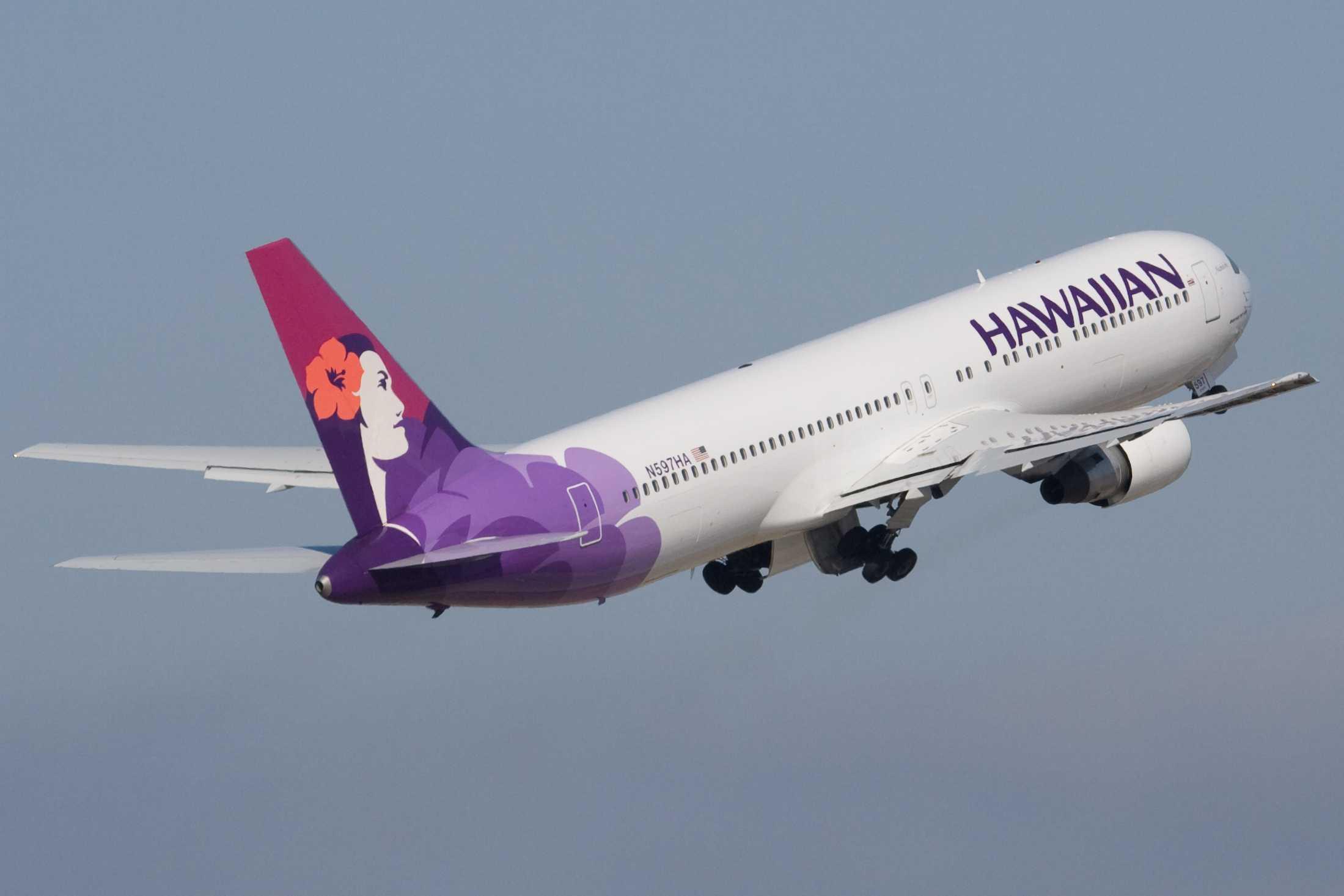 Boy survives deadly conditions in overseas flight