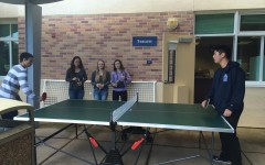 Ping pong club: Serving up fun