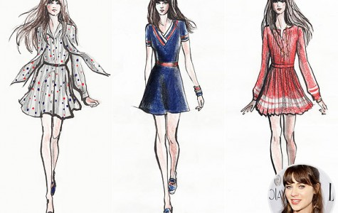 Zooey Deschanel launches new fashion line with Tommy Hilfiger