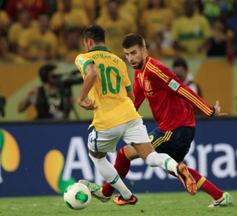 Brazil announces World Cup squad