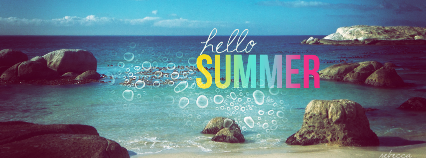 Summer+is+here+and+the+swim+season+is+over.