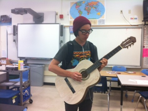 Ukulele Club strikes a chord with its members