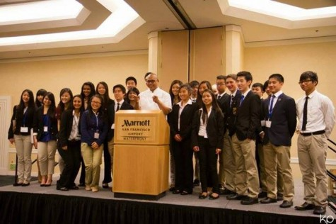 DECA prepares students for more than a career in business