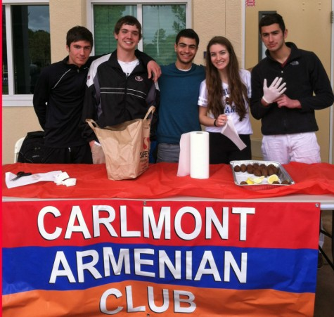 Armenian Club spreads awareness and culture