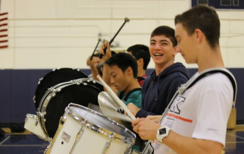 Drumline works to fulfill expectations