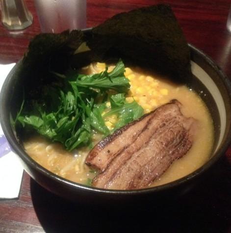 Ramen Parlor serves up yummy noodles