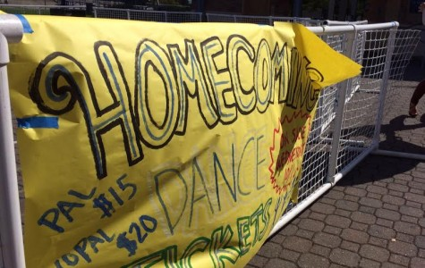 Homecoming is coming