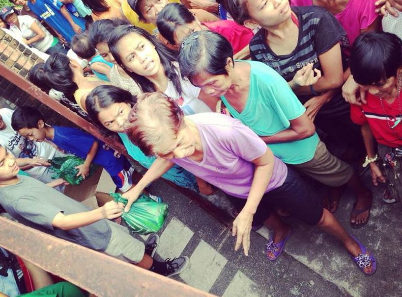 Liam+Jocson+helps+the+needy+in+the+Philippines.