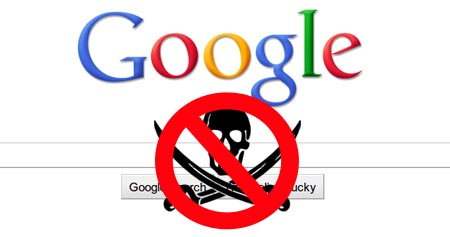 Google fights online piracy