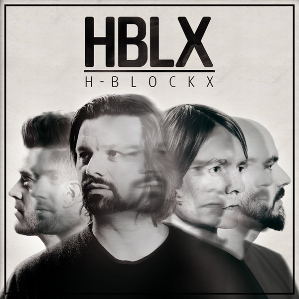 The band from Münster, Germany released the album 'HBlockx' in 2012. Photo courtesy of www.H-BlockX.com