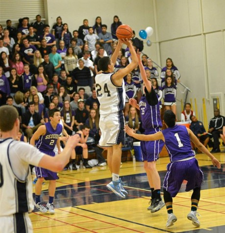 Boys varsity basketball season returns