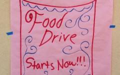 Food drive kicks off