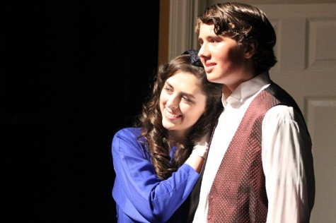 Alice Sycamore (Annie Klups) and Tony Kirby (Miles Ramsdell-Ray) are finally accepted into each other's familys