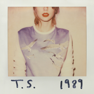 '1989' shows Taylor Swift's change to pop