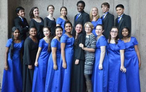Carlmont Choir students pursue high honors