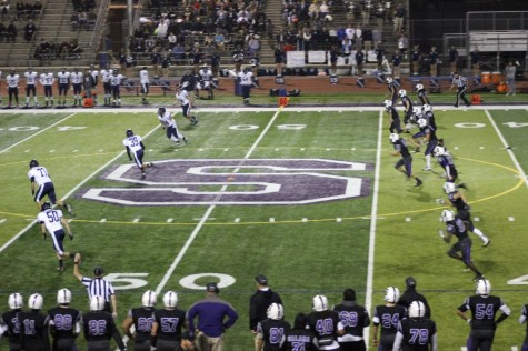 Varsity football aims for improvement