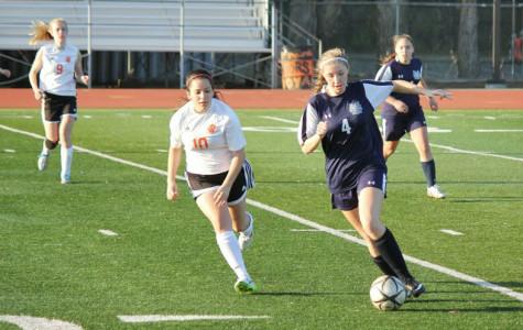 Girls varsity soccer dominates Bearcats