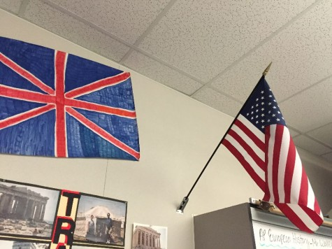 The Vexillological Society is Carlmont's Flag Club