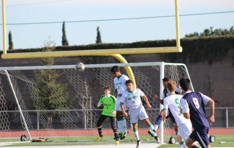 Boys varsity soccer ends season with a loss to Homestead