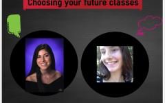 Choosing next year's classes