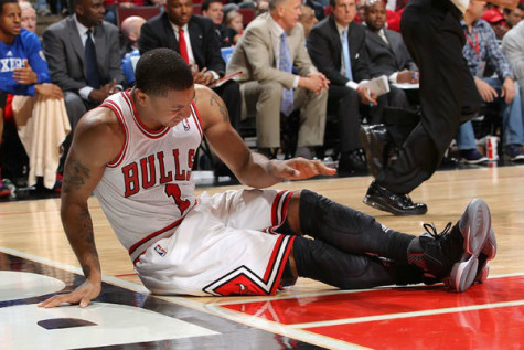 End of the road for Derrick Rose