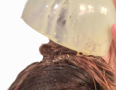 This natural hair mask is a natural way to strengthen and soften hair.