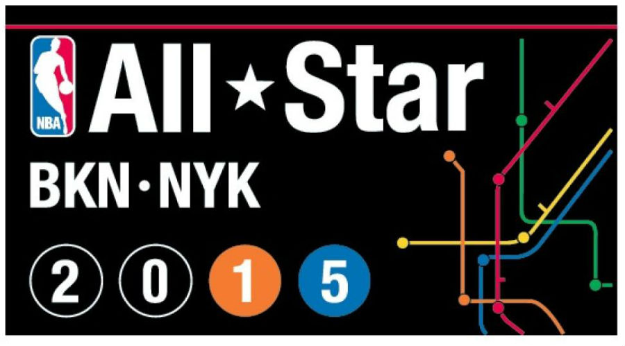The NBA All-Star game will take place in Brooklyn and New York City from Feb. 13-15.