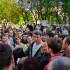 Boris Nemtsov rallies along with citizens against Putin's regime.