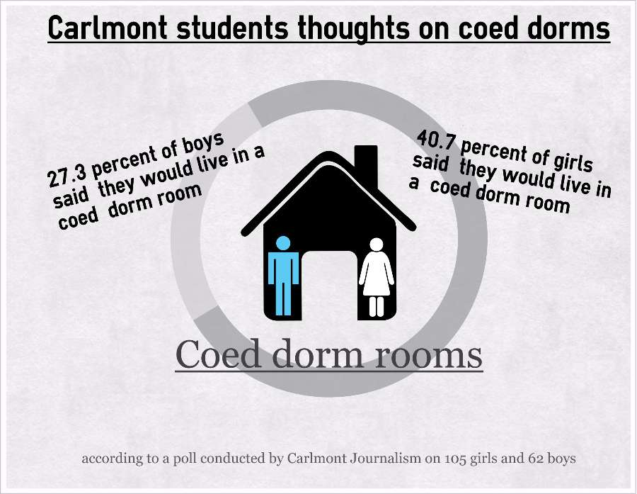 Some colleges have begun making the switch to coed dorm rooms.