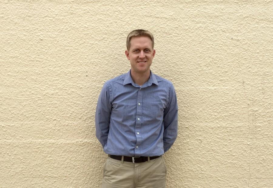 Physics+teacher+Brian+Ellis+balances+his+passion+for+school+and+family.