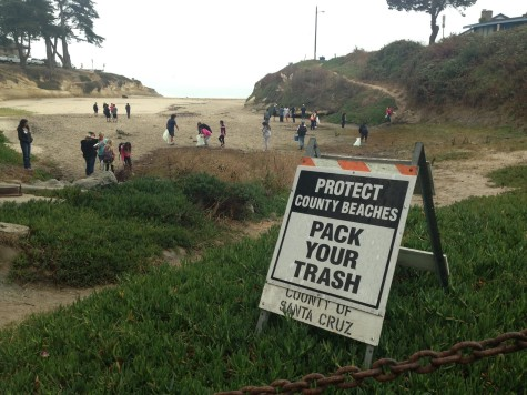 Tons of trash expelled from Bay Area beaches on Coastal Cleanup Day