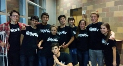 Funny students wanted for Carlmont's Improv Team