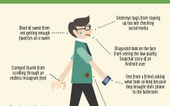 How to spot a social media junkie