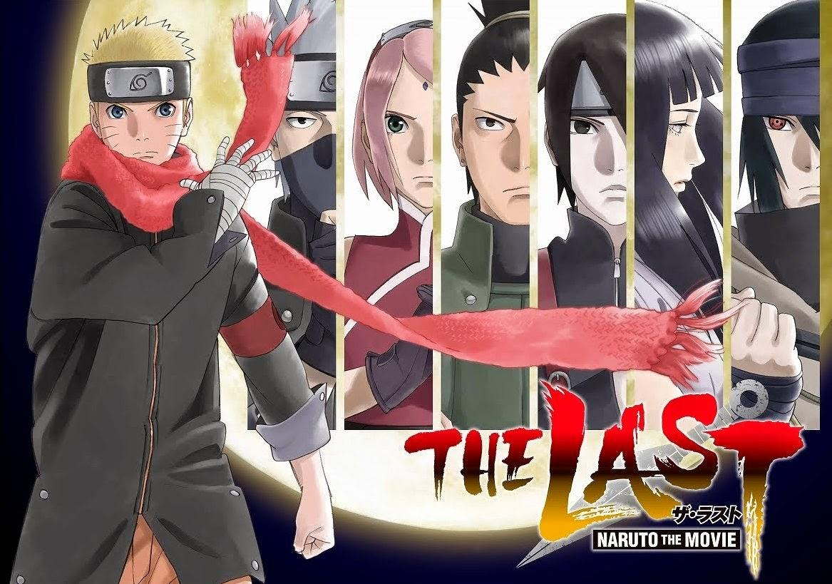 The final movie in Naruto's