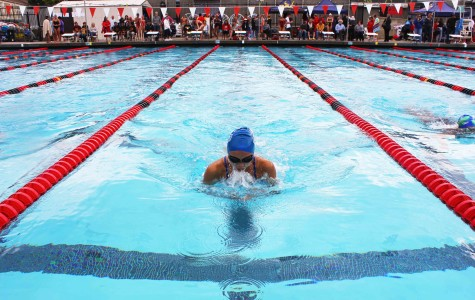 Carlmont sweeps Bay Division at PAL preliminary swim meet