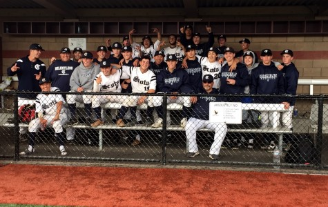 Varsity baseball comes out victorious in CCS quarterfinal game